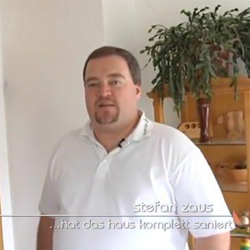 Holzdesign Zaus bei home – wohnen & wohlfühlen (TV Oberfranken)