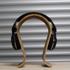 Kopfhörerständer aus Eiche-Mutliplex