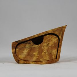 Kästchen mit einem Schub aus Esche