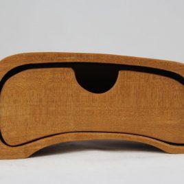 Kästchen aus Birne mit einem Schub