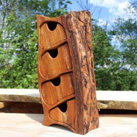 Kästchen aus Kirschenholz