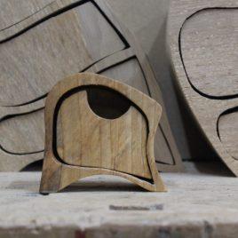Kästchen aus Pappel
